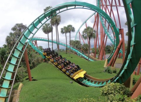 The best of Busch Gardens thrill rides, family attractions, animal encounters, live shows and even where to eat, in one handy guide!